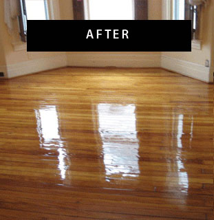 Hardwood Mechanic Floor Sanding Finishing