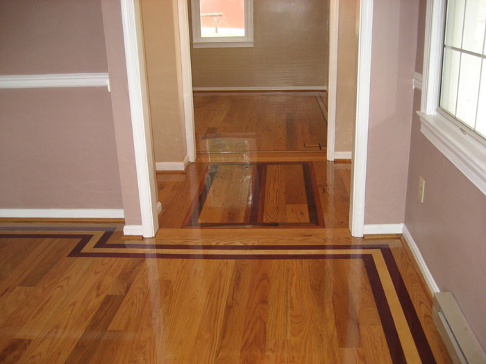 Hardwood mechanic hardwood floor sanding repair Hardwood floor designs borders