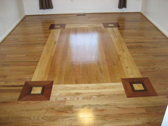 New Frederick MD Hardwood Floor Installation